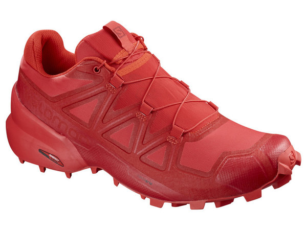Salomon Speedcross 5 red Men